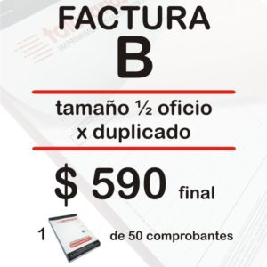 Factura B Sep18