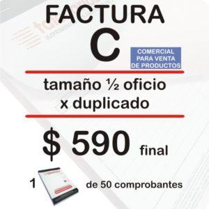 Factura C Comercial Sep18