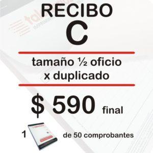Recibo C Sep18