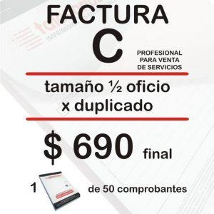 Factura C prof jul19