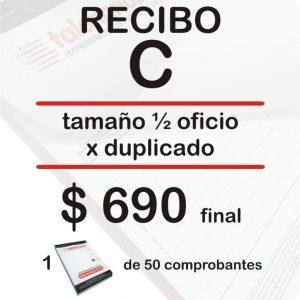 Recibo C jul19