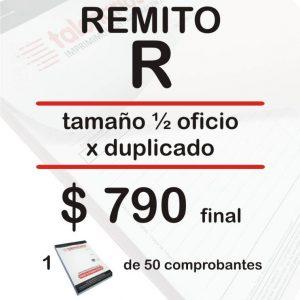 Remito R