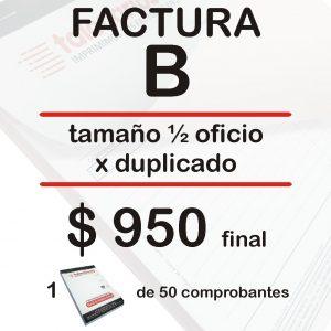 Factura B dic19