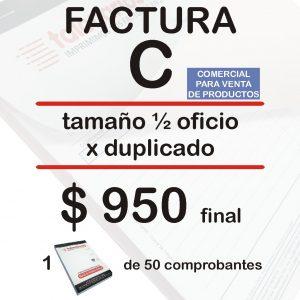 Factura C Comercial dic19