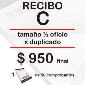 Recibo C dic19