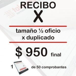 Recibo X dic19
