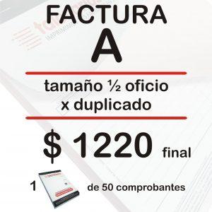 Factura A dic20