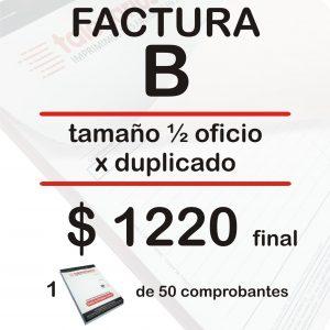 Factura B dic20