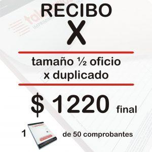 Recibo X dic20