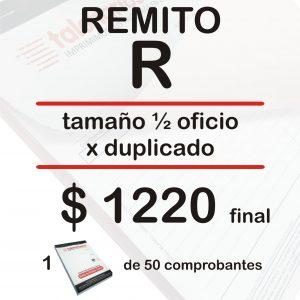 Remito R dic20