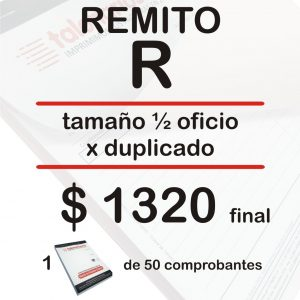 Remito R feb21
