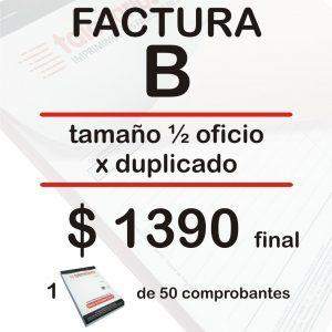 Factura B