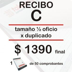 Recibo C